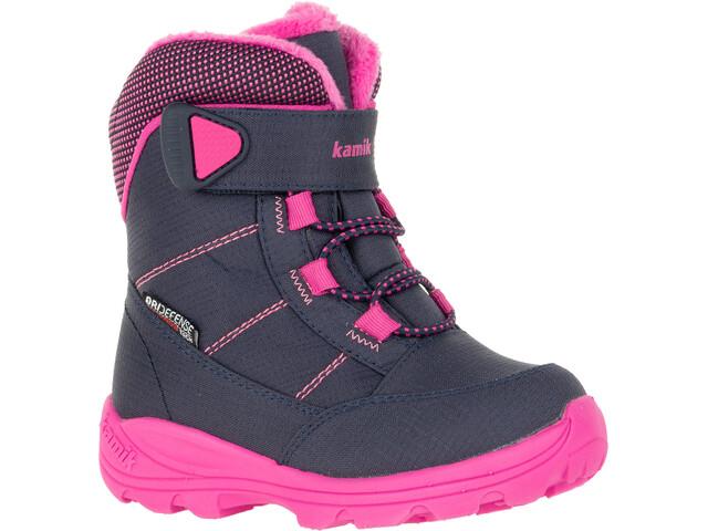 Kamik Stance Shoes Kinder navy/magènta